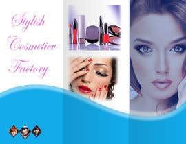 #165 for brochure for cosmetic factory by boseraju00