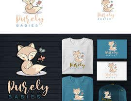 #241 para I need a logo for commerce website selling baby products and cosmetics por Rizwandesign7