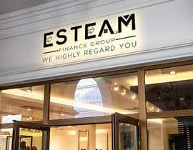 #289 untuk Esteam Finance Group oleh anwarab674