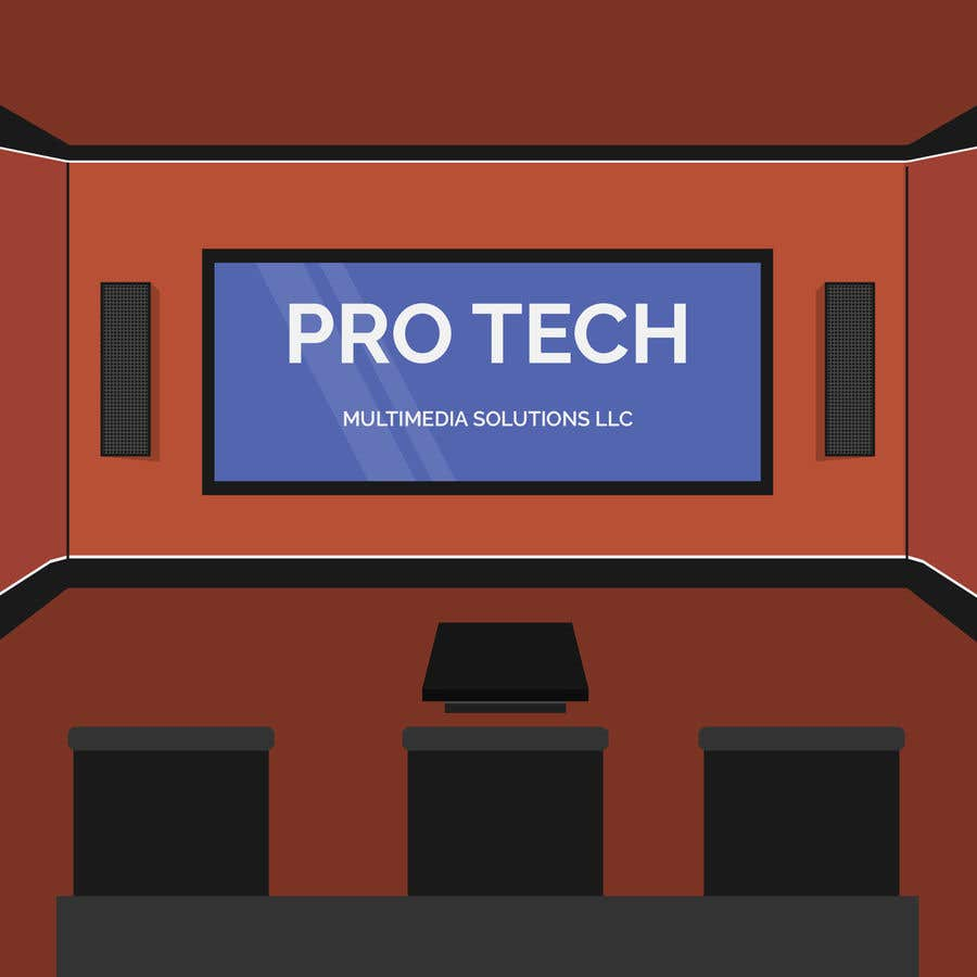 Contest Entry #                                        5                                      for                                         Pro Tech Multimedia Solutions - 19/09/2020 17:39 EDT