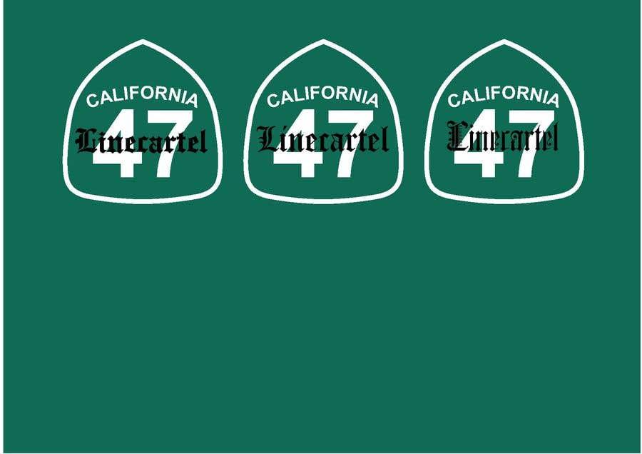 Penyertaan Peraduan #                                        23                                      untuk                                         Line cartel freeway sign