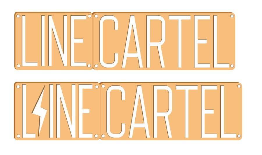 Konkurrenceindlæg #                                        7                                      for                                         Line Cartel Stencil