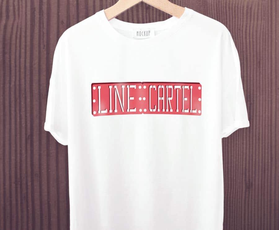 Konkurrenceindlæg #                                        10                                      for                                         Line Cartel Stencil