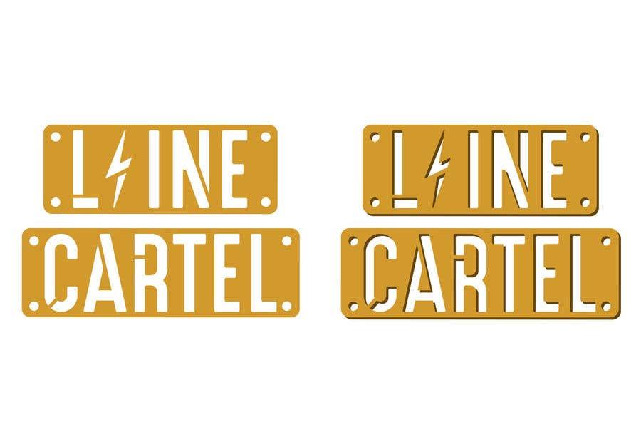 Konkurrenceindlæg #                                        13                                      for                                         Line Cartel Stencil