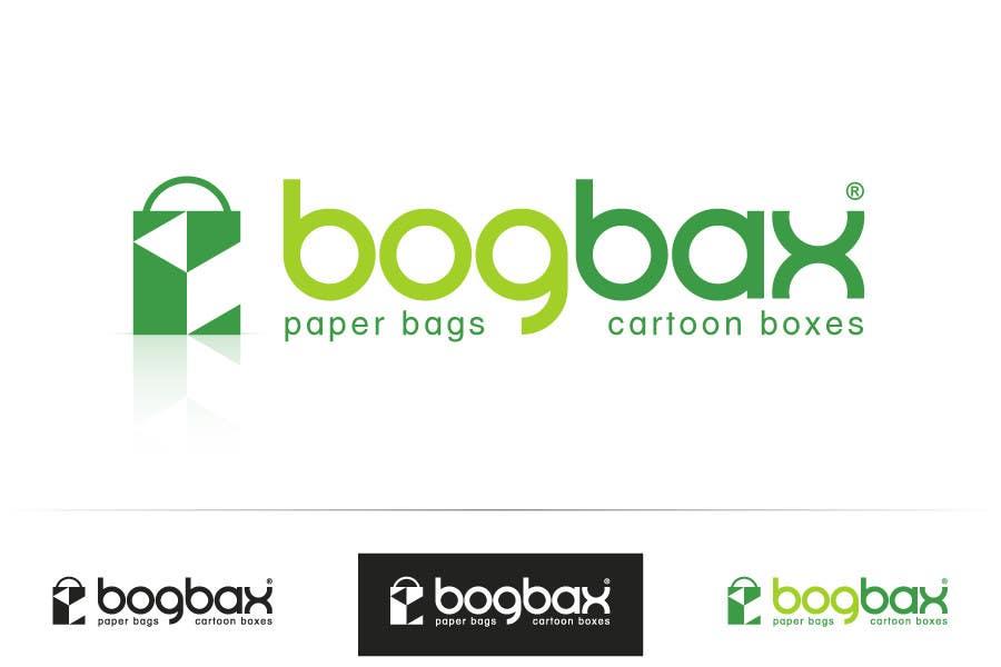 Penyertaan Peraduan #                                        299                                      untuk                                         Logo Design for BogBax