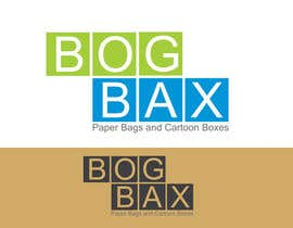 #240 para Logo Design for BogBax de ulogo