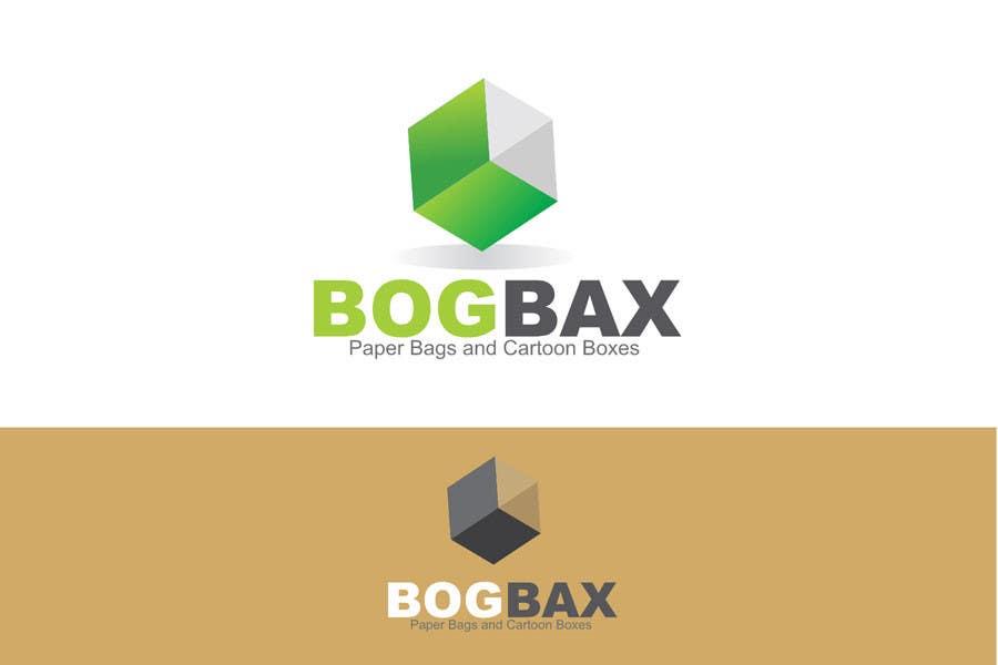 Penyertaan Peraduan #                                        241                                      untuk                                         Logo Design for BogBax