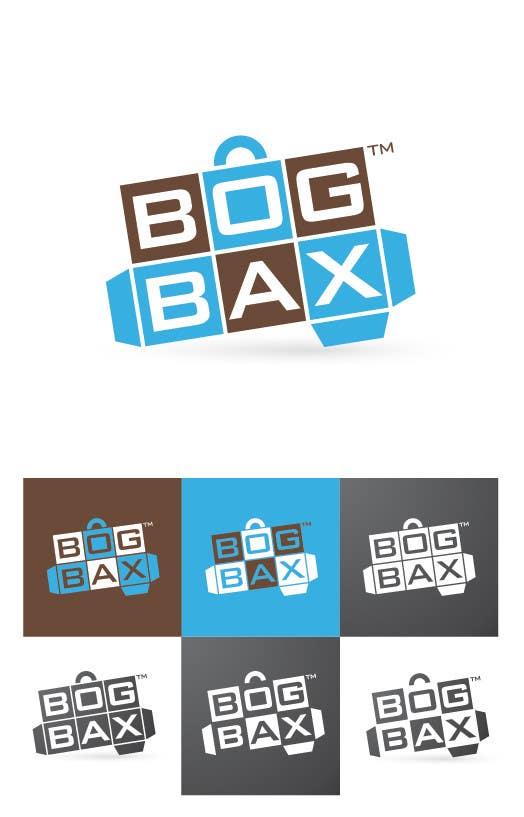 Penyertaan Peraduan #                                        230                                      untuk                                         Logo Design for BogBax