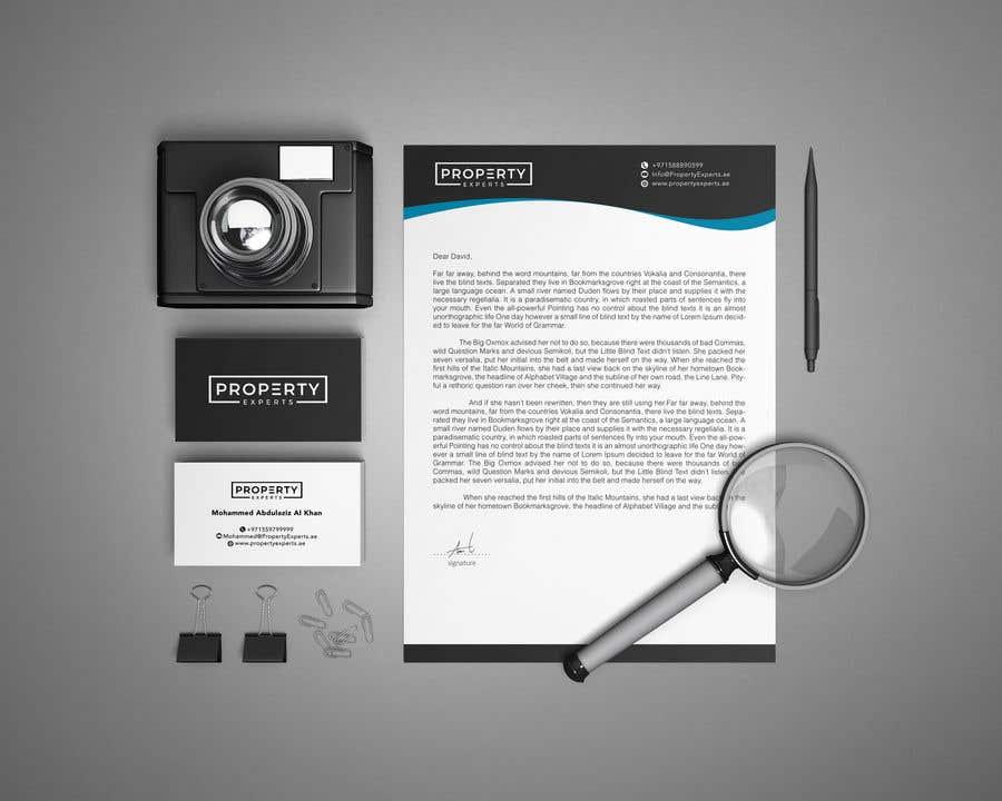 Penyertaan Peraduan #                                        75                                      untuk                                         Company Business Card, Profile, Letterhead, Quotation & Invoice Design