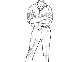 Nro 72 kilpailuun Create My Character Artwork käyttäjältä berragzakariae