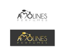 #42 para Name and Logo Design for Perfum e-commerce por anamiruna