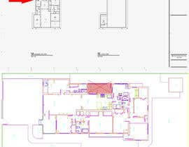 #54 for Modify a floor plan for an existing house af RayaLink