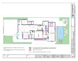 #24 for Modify a floor plan for an existing house af shhubhamraut
