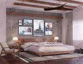 #60 for Master Bedroom Interior Design by fadymaged97