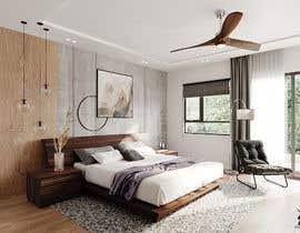 #88 for Master Bedroom Interior Design by NgoTan