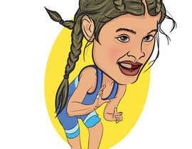 Nro 24 kilpailuun Draw a person as a cartoon / comic character käyttäjältä ashvinirudrake13