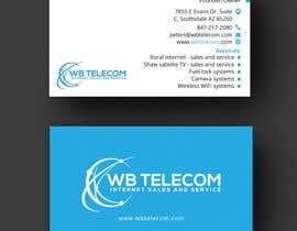 Nro 1014 kilpailuun Build me a business card käyttäjältä bhabotaranroy196