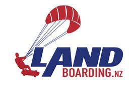 #87 for Logo design for Kite Landboarding, e.g. Kitesurfing, mountainboarding af utsabarua