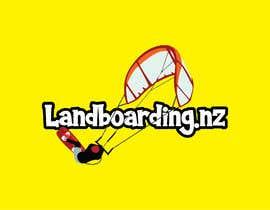 #88 untuk Logo design for Kite Landboarding, e.g. Kitesurfing, mountainboarding oleh sohelmirda7