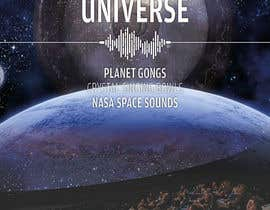 #202 for Design an A3 poster for a live music event with space theme. af yasineker