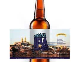 #15 para etiquetas logo cerveza artesanal homosapiens de leonnidasok