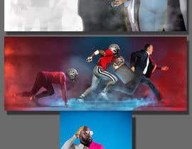 #13 untuk NFL transition pictures for website oleh Nerographicdesig