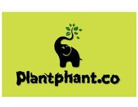 Nro 88 kilpailuun Logo for plantphant.co käyttäjältä tauhidislam002