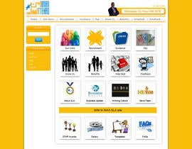 #4 para Modify an existing Intranet Site for a department sub unit por santanubera9