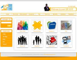 nº 8 pour Modify an existing Intranet Site for a department sub unit par sm4a