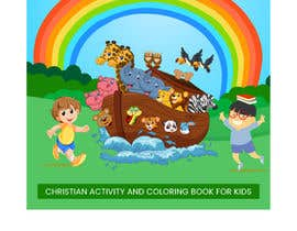 nº 45 pour Design a Book Cover - Christian Activity Book par imranislamanik
