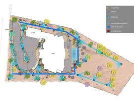 Nro 13 kilpailuun Landscape plan design update with detail irrigation plan and landscape lights käyttäjältä demonstratorman