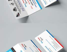 #106 for Folded Business Card DESIGN Needed by shankardhar125