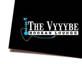 #87 for THe Vyyybe Hookah Lounge by usaithub