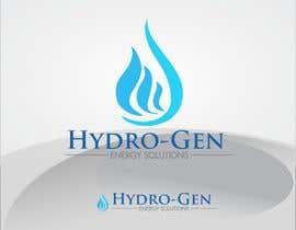 nº 89 pour Logo design - Hydrogen consulting company par gundalas