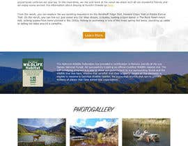 #23 for Face lift our website homepage with a great modern design and lots of pictures by markadsgn