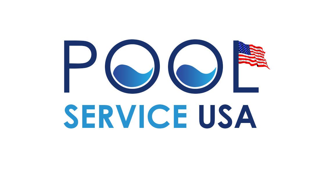 Konkurrenceindlæg #                                        18                                      for                                         Pool Service USA Logo