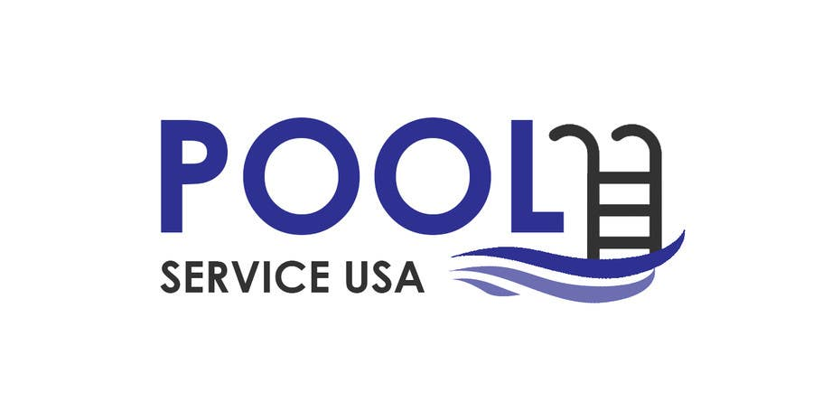 Konkurrenceindlæg #                                        43                                      for                                         Pool Service USA Logo