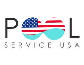 #61 for Pool Service USA Logo av Atharva21