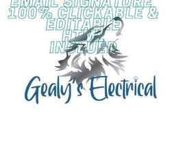 #22 for Editable Email Signature by jubaidagulsanara
