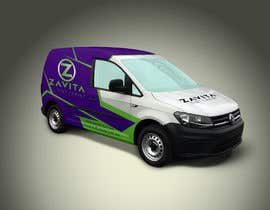 #42 for Vehicle Wrap/Signage design by Akash0075