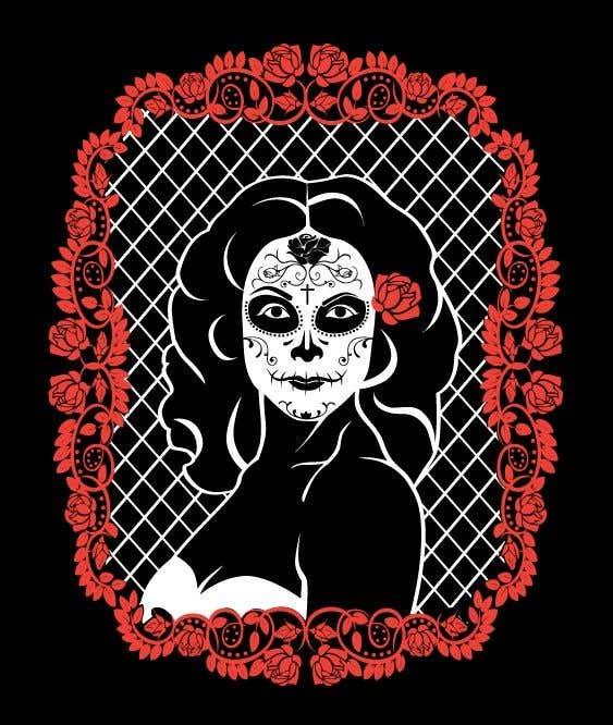 Penyertaan Peraduan #                                        41                                      untuk                                         Maria Felix Dia de Muertos