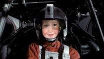 Graphic Design Inscrição do Concurso Nº38 para Photoshop my son into this Star Wars Picture