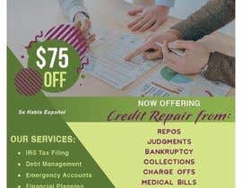 #19 for Credit Repair flyer - 23/09/2020 17:30 EDT by El3ouny