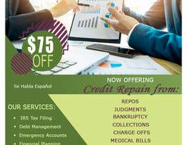 #18 for Credit Repair flyer - 23/09/2020 17:30 EDT by GregBishoff