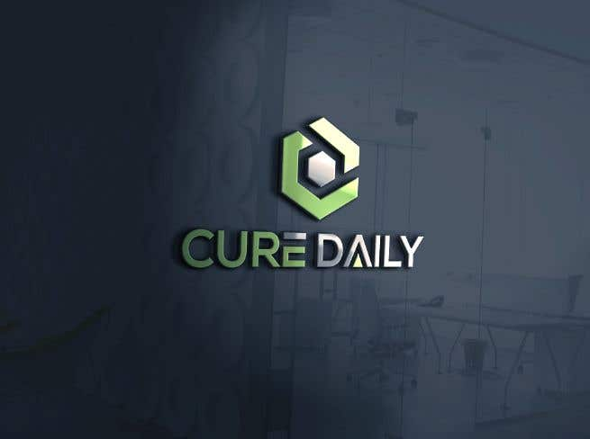 Contest Entry #                                        169                                      for                                         CURE Daily sell sheet
