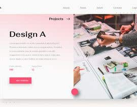 #18 for Redesign Homepage by jniki29