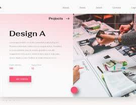 #18 cho Redesign Homepage bởi jniki29