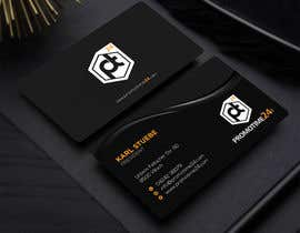 #981 for Business cards Design for advertising technology Argentur by monjureelahi