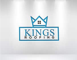 #345 for Logo Design For Kings Roofing by pervin2500