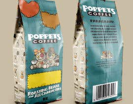 #168 for Coffee Bag Design by EdgarxTrejo